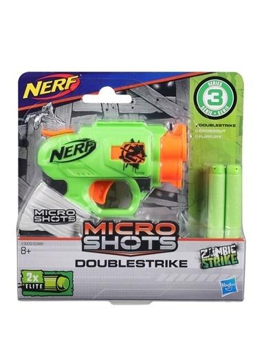 Nerf Microshots E0489-E3000 Renkli